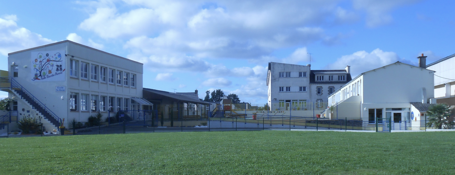 Association sportive de l''école Sainte-Anne 0