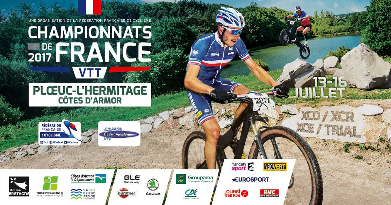 Les Championnats à Ploeuc-L''Hermitage en 2017 0