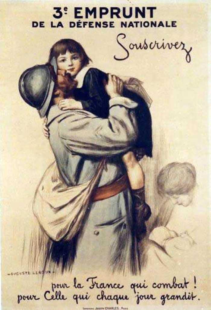 Centenaire de la Guerre 1914-1918 à Plœuc-L''Hermitage affichefredericmagnanexposition