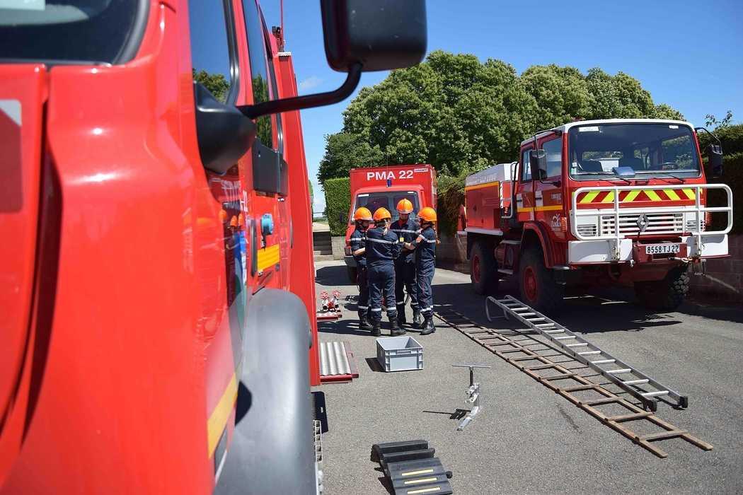 Amicale des Sapeurs Pompiers de Plœuc-L''Hermitage 0