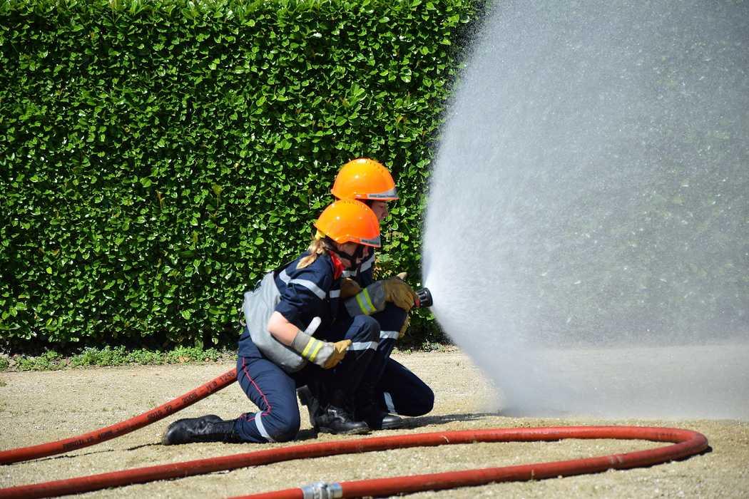 Ecole des Jeunes Sapeurs Pompiers de Plœuc-L''Hermitage 0