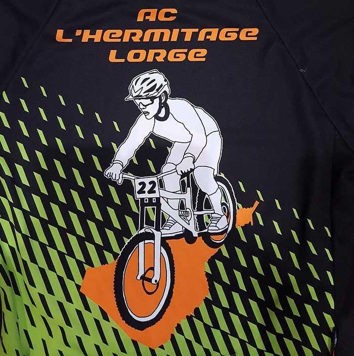 Amicale Cyclotouriste L''Hermitage Lorge 0