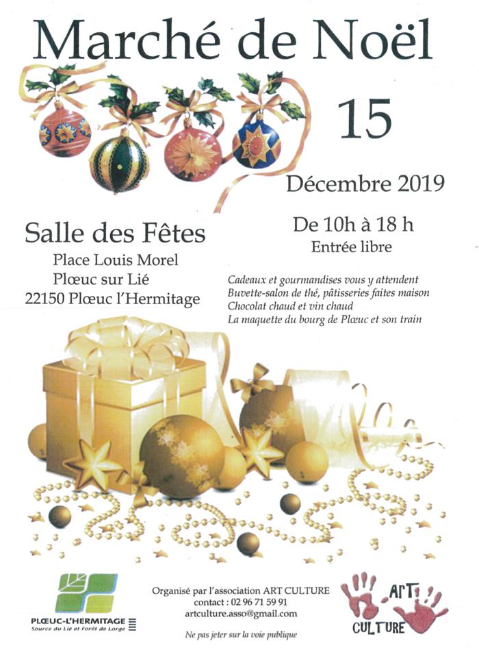 Marché de Noël 0