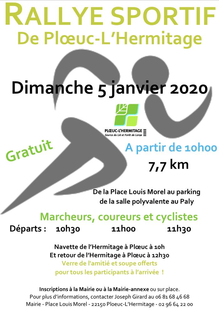 Rallye Ploeuc-L''Hermitage 0