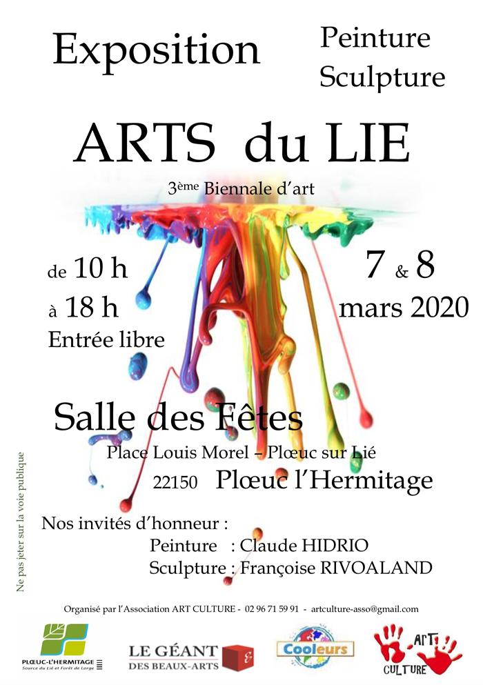 """Biennale """"Les arts du Lié"""" 0"""