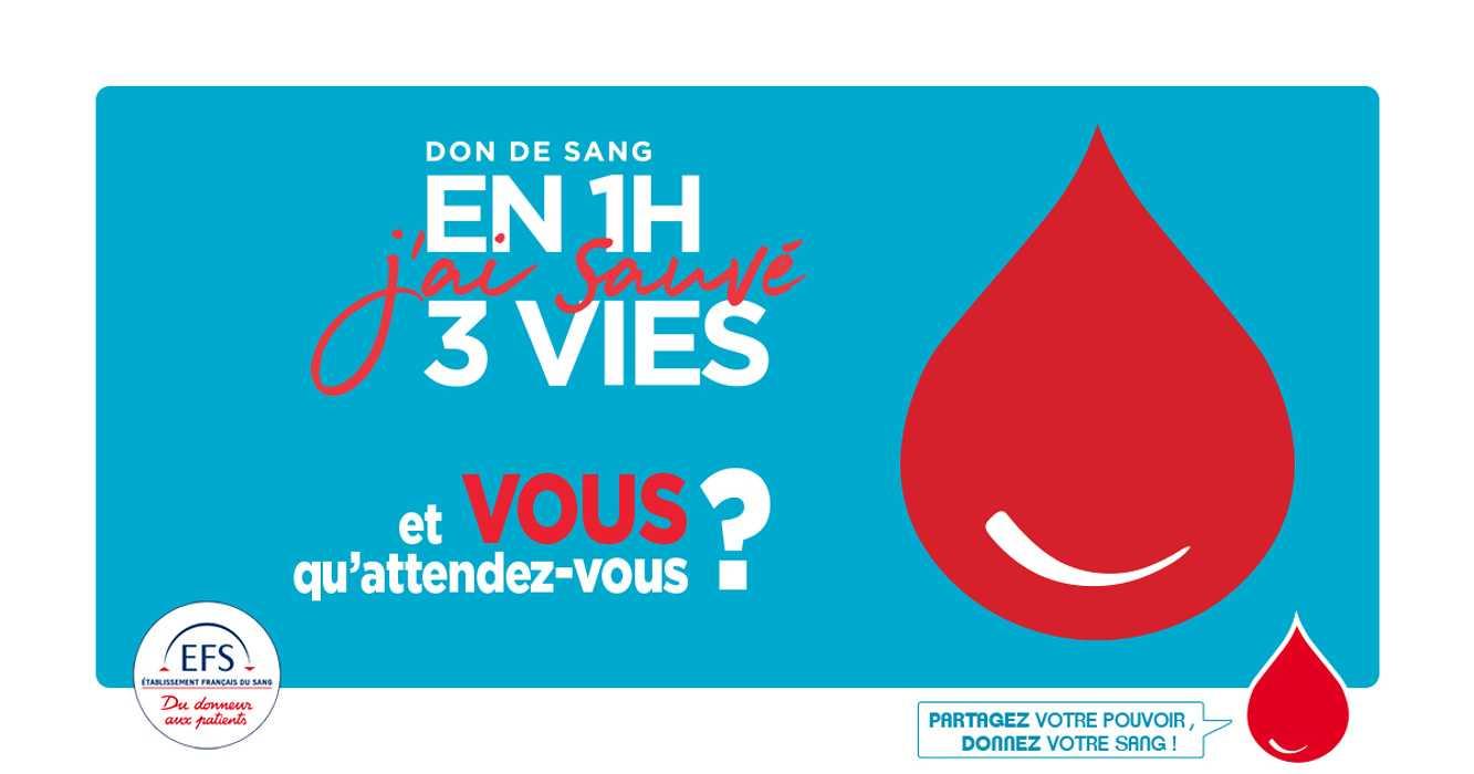 Collecte de sang 0